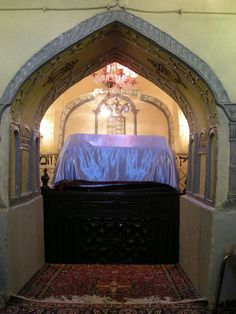 ❥ THE TOMB OF QUEEN ESTHER AND HER UNCLE, MORDECAI~ this makes the scriptures even that much more real. These were REAL stories with REAL people. The bible is not a mythological fantasy.