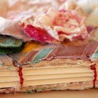coptic stitch style binding