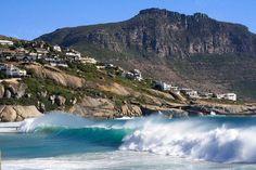 Beach Photo in Cape Town