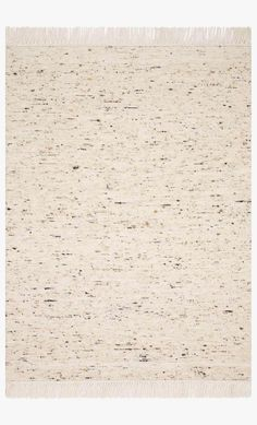 Irvine Rug in Ivory by ED Ellen DeGeneres Crafted by Loloi