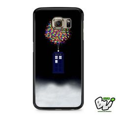 Up In The Tardis Samsung Galaxy S7 Case