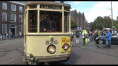 optocht 150 jaar HTM en Presentatie nieuwe Avenio tram!, Den Haag