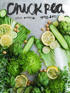 Spring 2015 free preview by Chickpea Vegan Quarterly - issuu