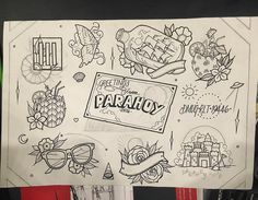 Post by Paramore on Apple Music. Upper Back Tattoos, Back Tattoos For Guys, Hot Tattoos, Star Tattoos, Cross Tattoos, Tribal Tattoos, Paramore Tattoo, Chinese Letter Tattoos, Tattoo Flash Sheet