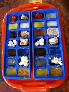 freezing and melting (and other states of matter activities) 1st Grade Science, Kindergarten Science, Science Classroom, Teaching Science, Science For Kids, Science Activities, Science Experiments, Earth Science, Matter Activities