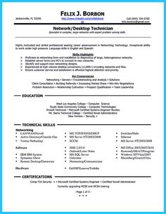 nice how to make cable technician resume that is really perfect check more at http