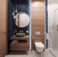 Washroom Design, Toilet Design, Modern Bathroom Design, Bathroom Interior Design, Bad Inspiration, Bathroom Inspiration, Bad Styling, Bathroom Styling, Beautiful Bathrooms