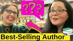 Author Gail Carriger & Amara In Seattle chat re: writing, conventions, t...