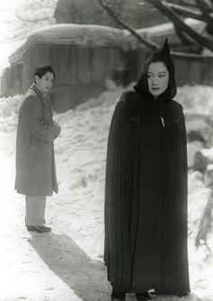 Akira Kurosawa's The Idiot 黒澤明「白痴」森雅之 原節子