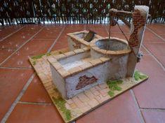 Foro de Belenismo - Anuncios comerciales - particulares -> Complementos de belén en venta Mud House, Diy Nativity, Model Building, Ideas Para, Medieval, Barbie, Outdoor Decor, Couple, Home Decor