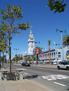 Embarcadero in San Francisco San Francisco Girls, San Francisco City, San Francisco Travel, San Francisco California, Miss California, Northern California, Nashville, San Francisco Architecture, San Diego
