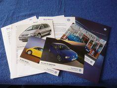 VW Volkswagen Press Pack May 2000 Golf V6 4-Motion Polo 1.4 TDI Beetle Sharan