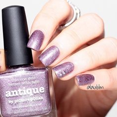 Picture polish. Antique.