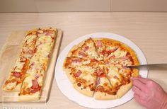 Cómo cortar una pizza para compartir (y quedarse con la mejor parte)