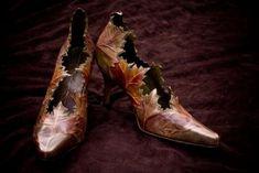 Pendragon Shoes autumn-leaf by yardape1960, via Flickr