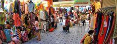 Pratunam - shopping in Bangkok