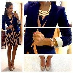 Blog with cute & affordable work outfit ideas