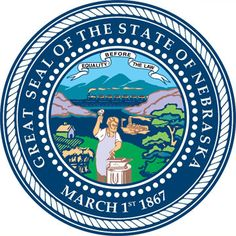 Nebraska's great seal - click to see all state seals