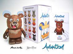 Disney Brother Bear Vinylmation