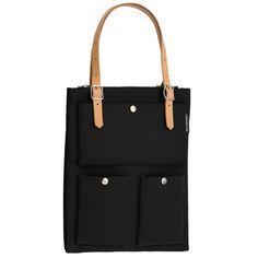 Marimekko - Toimi laukku, musta