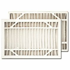 "Honeywell Return Grille Replacement Filter FC40R1029 20"" x 30"" x 5"" by Honeywell. $134.60. 2-pack Original Factory Replacement FC40R1029 20"" x 30"" x 5"" (actual size 19 3/4"" X 29 3/4"" X 4 3/8"" MERV 10 Replaces older Honeywell model number F35R. The FC40R Return Grille Filter is a high-efficiency, long-life replacement for return grille applications. It captures a significant amount of the airborne particles in the air that circulate through the filter. (Honeywell recommends allo..."