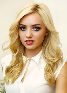 Peyton List! She is one of the most prettiest females EVER!!