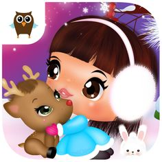 #Featured #Game on #TheGreatApps : Sweet Little Emma Winterland 2 | Cute Reindeer Care and bake Gingerbread by TutoTOONS http://www.thegreatapps.com/apps/sweet-little-emma-winterland-2-cute-reindeer-care-and-bake-gingerbread