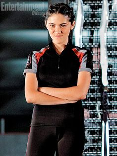 Isabelle Fuhrman (Clove)  Fuhrman (Orphan) will play the expert knife-thrower from District 2. Clove has been known to take tremendous glee in killing her competitors.