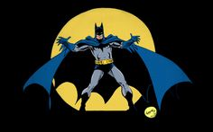 Batman is a fictional character, a comic book superhero created by artist Bob Kane and writer Bill Finger. Description from newtecnologyfor.blogspot.ca. I searched for this on bing.com/images