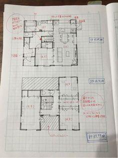 31坪でかなり充実した収納の間取り の画像 ♡Fumi 's Blog♡30から建築士を目指すワーママブログ