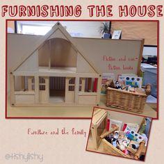 Small world dolls' house