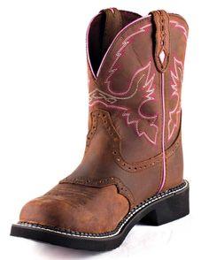 Justin Women's Aged Bark Boot - L9903