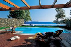 Grand Resort Lagonissi is a royal slice of Greek perfection - Mirror Online