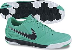 Nike5 Lunar Gato Indoor Soccer Shoes (Calypso/White/Black)