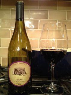 Trader Joe's Wine Compendium: 2008 Black Barrel Syrah - $9