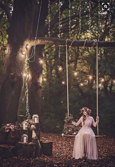 Engagement photo idea? swing?