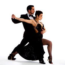 Spanish: Stage Tangocouple Pasión - Tango Dancers | Germany