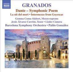 E. Granados/Pablo Gonzalez/Jesus Alvarez - Granados: Orchestral Works 2
