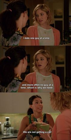 charming life pattern: Manhattan Love Story ♥ - quote - I date one guy at a time ...