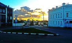 Kostroma, a view to the Ipatiev Monastery