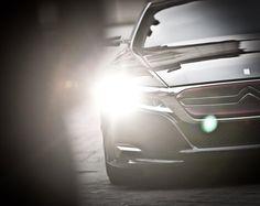 The future Citroën DS feature...