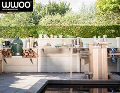 41 best WWOO outdoor kitchen images on Pinterest | Outdoor cooking Green Egg Outdoor Kitchen Ideas Html on green egg small kitchen ideas, green egg outdoor furniture, green egg outdoor kitchen plans, green egg table cover, green egg outdoor kitchen grill,