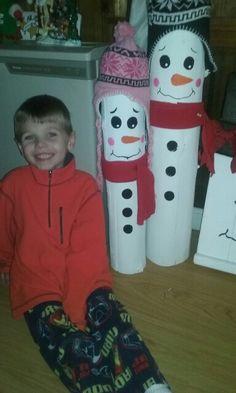 My snowmen