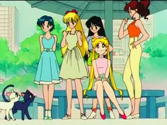 This blog is dedicated to the outfits of the Sailor Soldiers in their civilian forms. I will be...