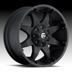 MHT Fuel Offroad Octane, Wheel with 5 on and 5 on 5 Bolt Pattern - Matte Black - Rims And Tires, Wheels And Tires, Car Wheels, Chrome Wheels, Black Wheels, Fuel Rims, 20 Inch Rims, 20 Rims, Exo