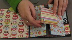 Mini álbum Scrapbook ( desplegable) Diy Crafts For Girls, Hobbies And Crafts, Mini Scrapbook Albums, Baby Scrapbook, Foam Crafts, Paper Crafts, Book Making, Card Making, How To Make Scrapbook