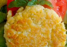 Couscous Cakes Recipe -  Very Delicious. You must try this recipe!