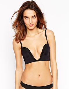 Image 1 of Wonderbra New Ultimate Plunge Bra