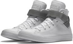 a7e0b6467fe2da Converse Converse Chuck Taylor All Star Reflective Brea High Top Shoe  womens skateboarding-shoes 553423C
