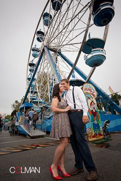 State fair engagement session